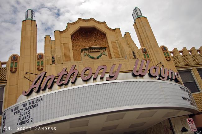 Anthony Wayne Theater, Wayne, PA