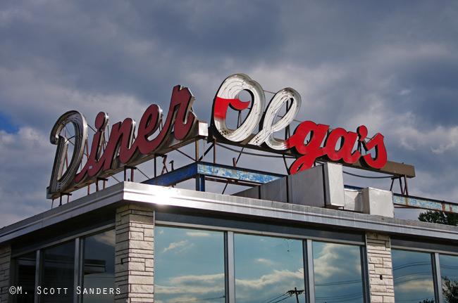 Olga's Diner Corner, Marlton, NJ
